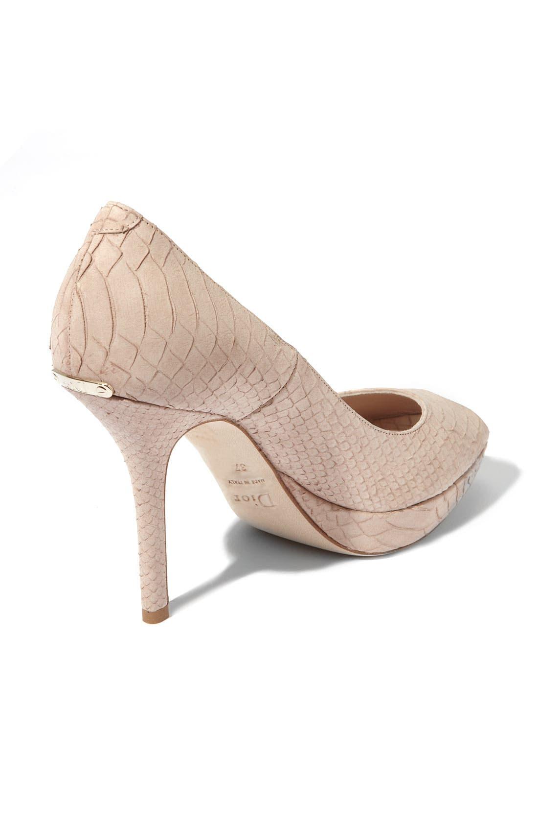 Alternate Image 2  - Dior 'Miss Dior' Peep Toe Pump