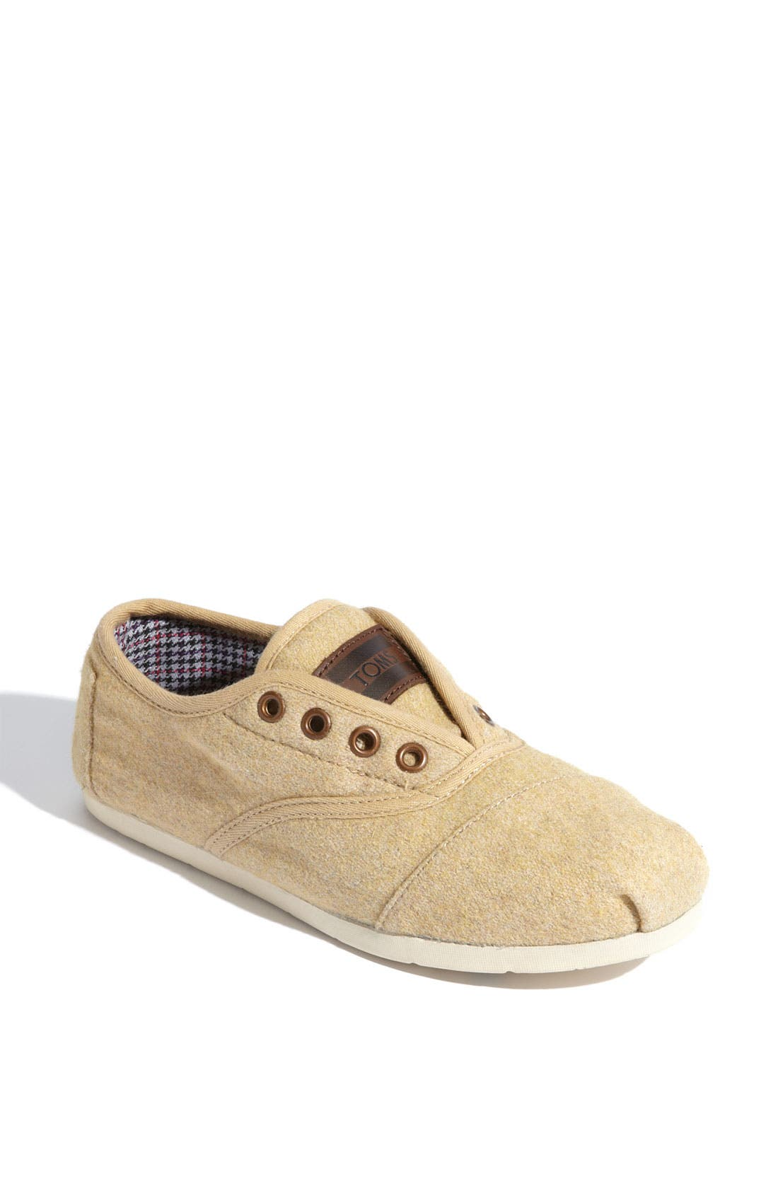 Alternate Image 1 Selected - TOMS 'Cordones' Woolen Sneaker (Women)