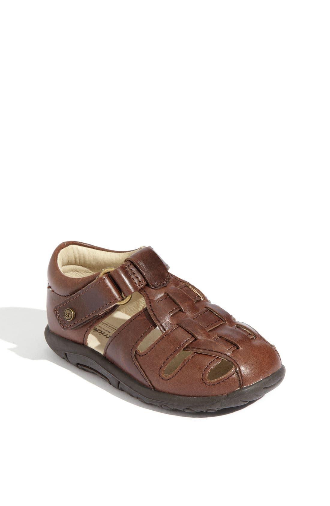 Main Image - Stride Rite 'Harper' Sandal (Baby, Walker & Toddler)