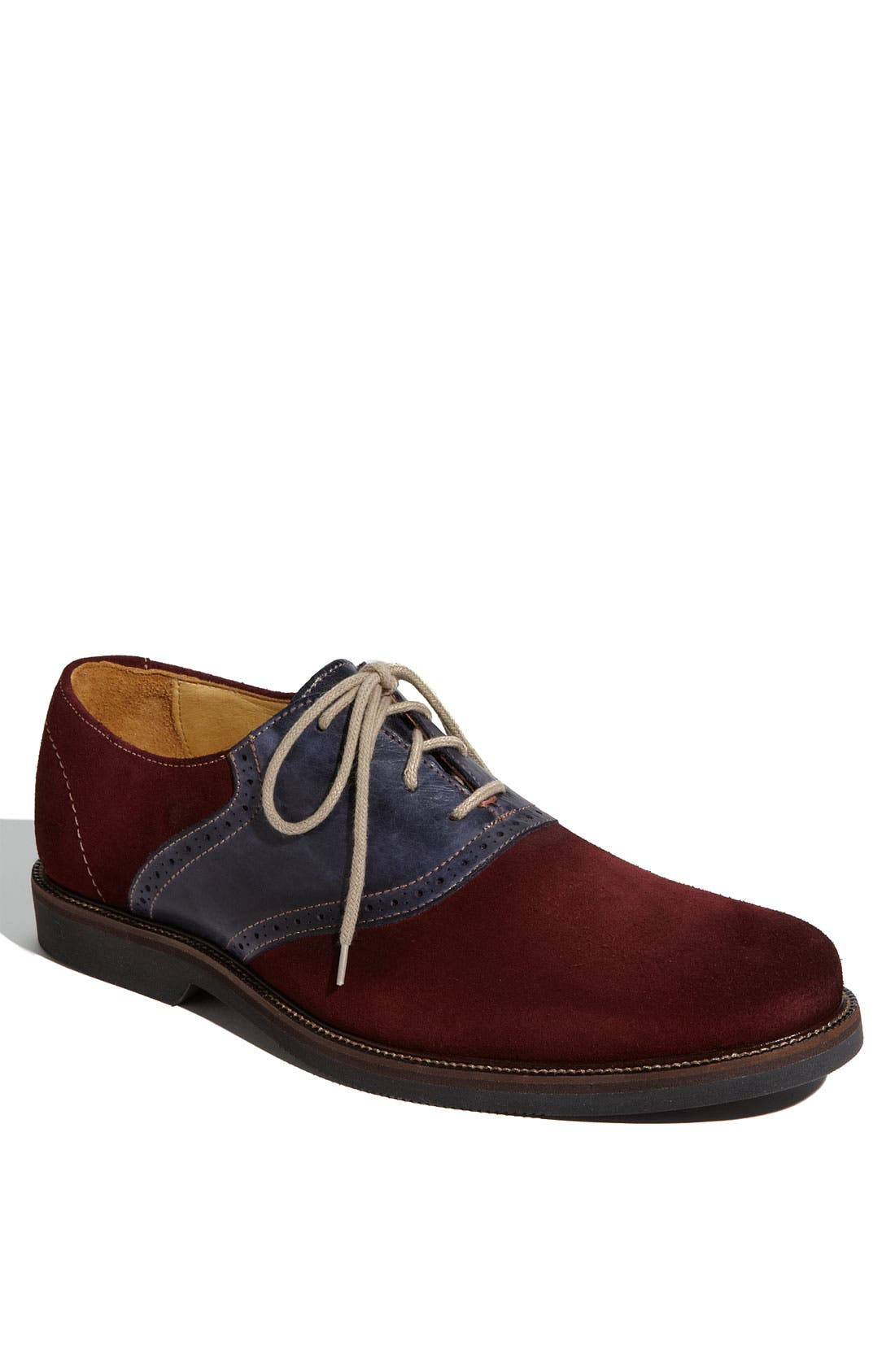 Main Image - 1901 'Saddle Up' Saddle Shoe (Men)