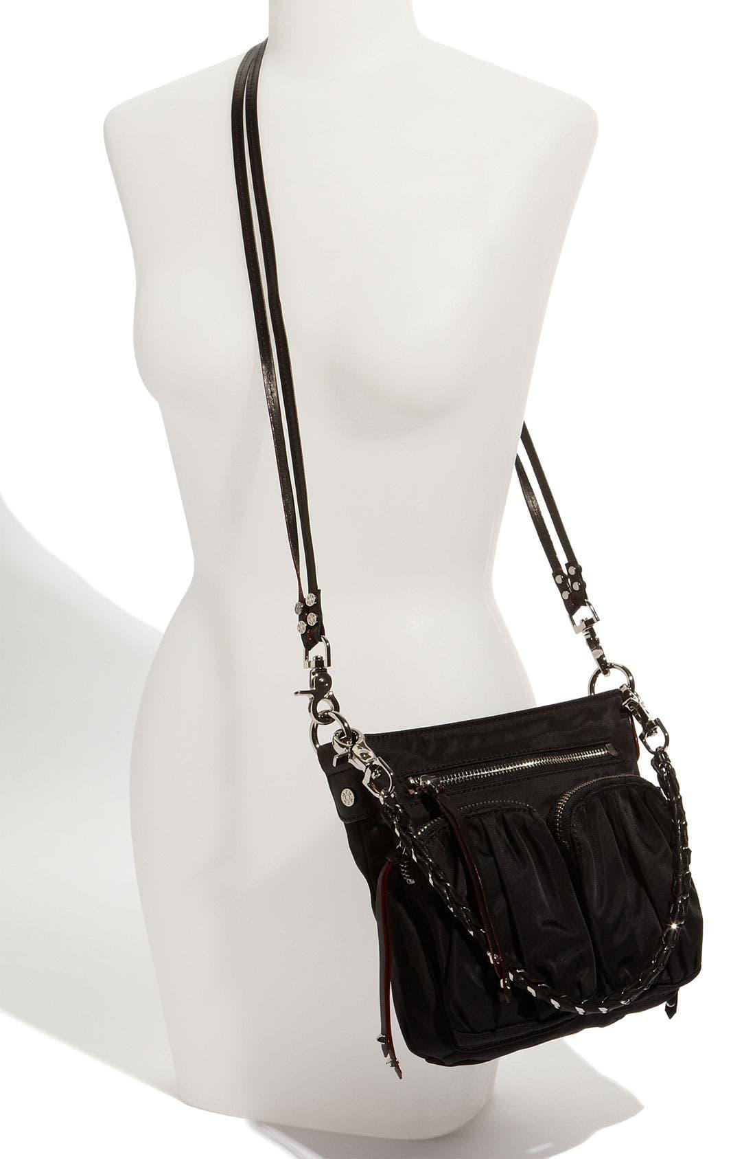 Alternate Image 2  - MZ Wallace 'Sophie' Nylon Shoulder Bag