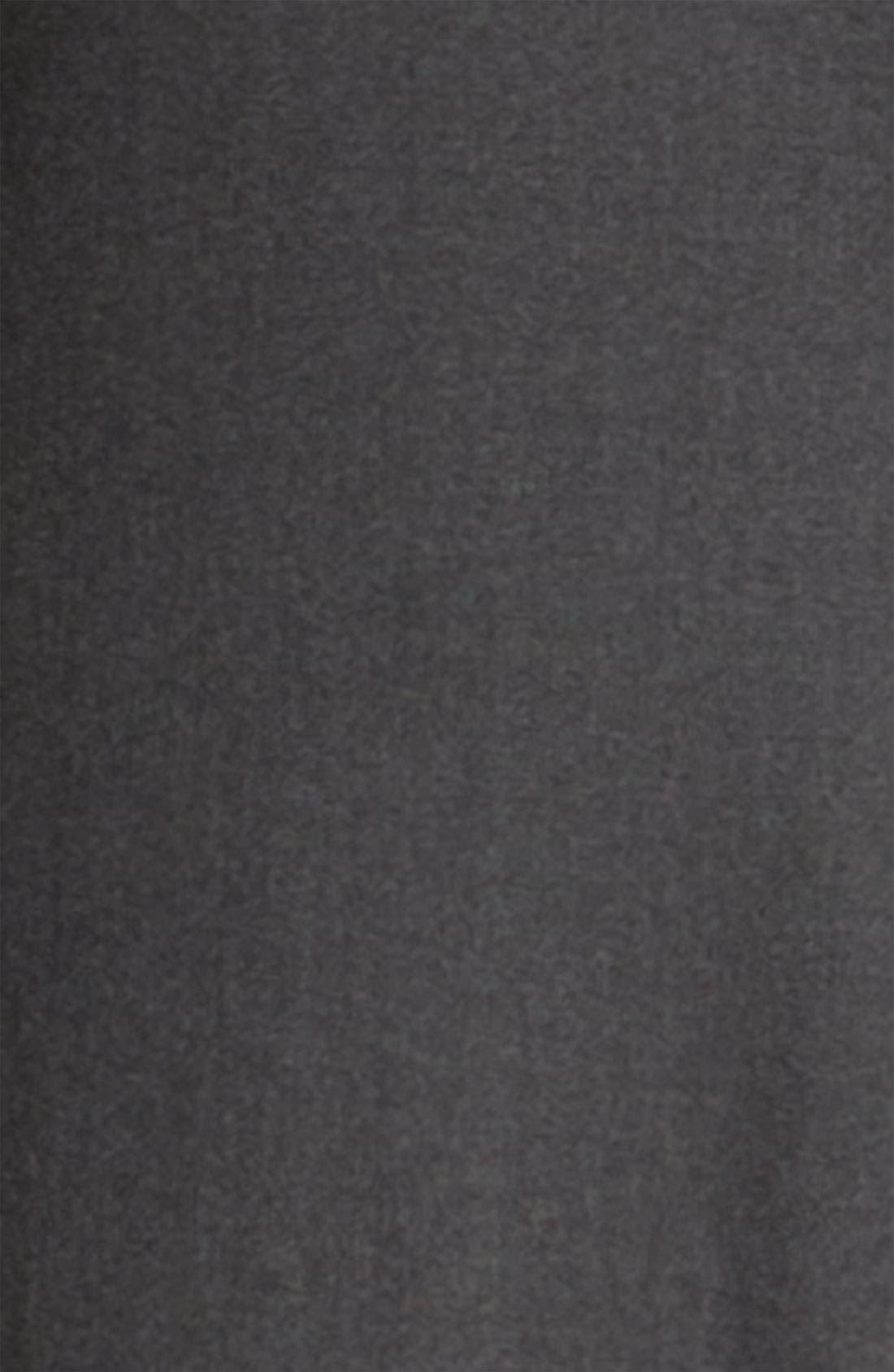 A Fit Wool Suit,                             Alternate thumbnail 6, color,                             Grey