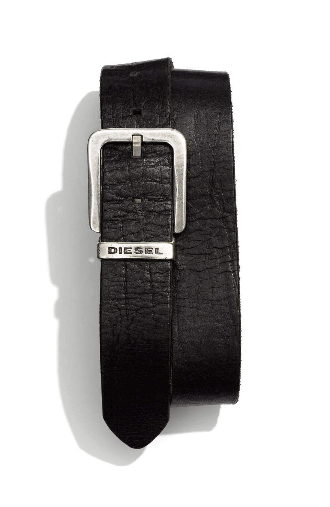 Alternate Image 1 Selected - DIESEL® 'Begley Service' Belt