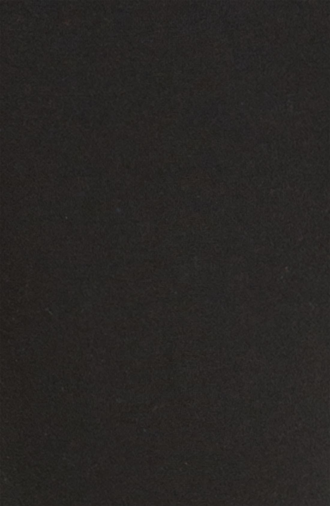 Classic Leggings,                             Alternate thumbnail 3, color,                             Black