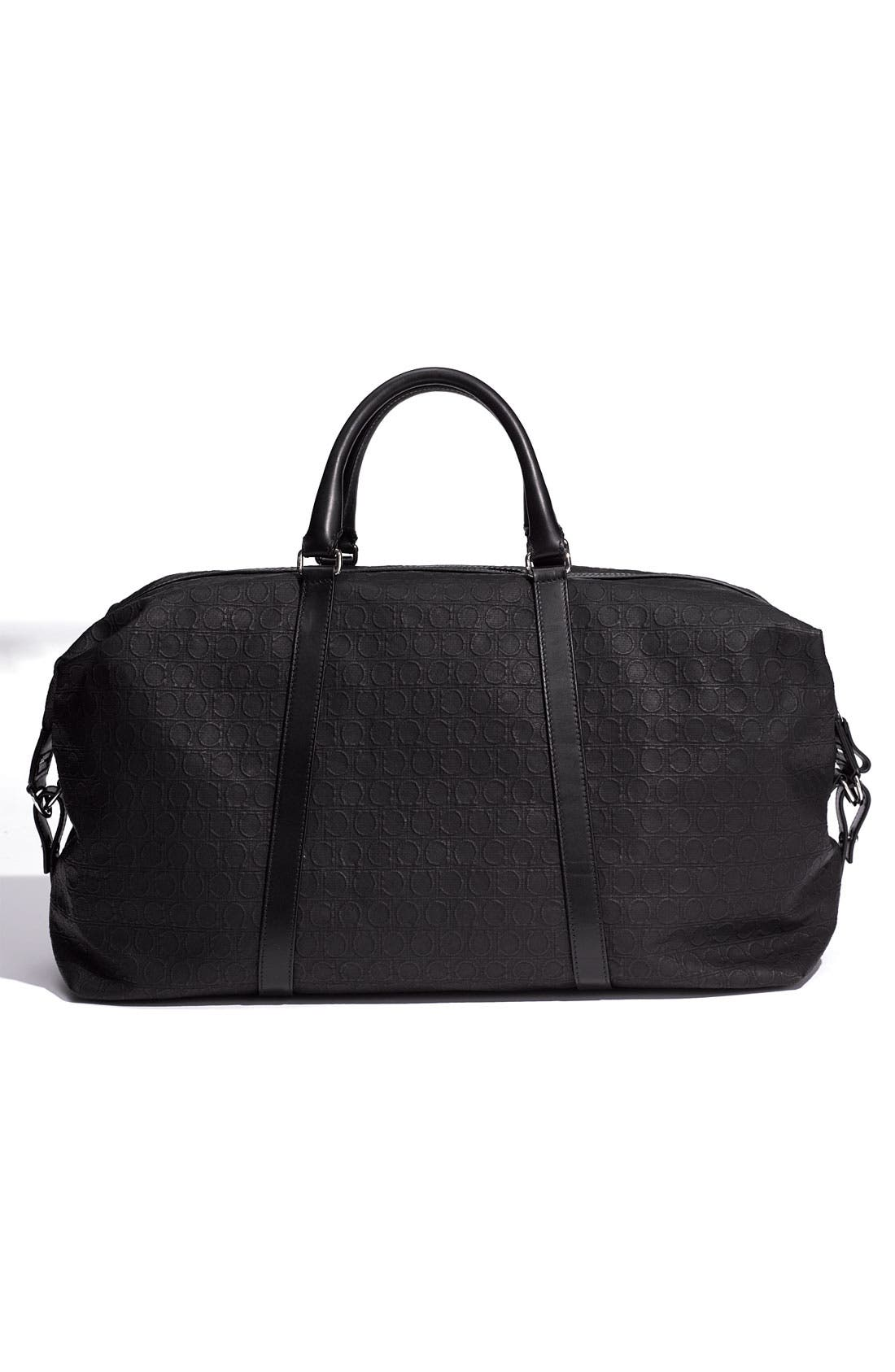 Alternate Image 2  - Salvatore Ferragamo 'Miami Borsone Morbido' Duffel