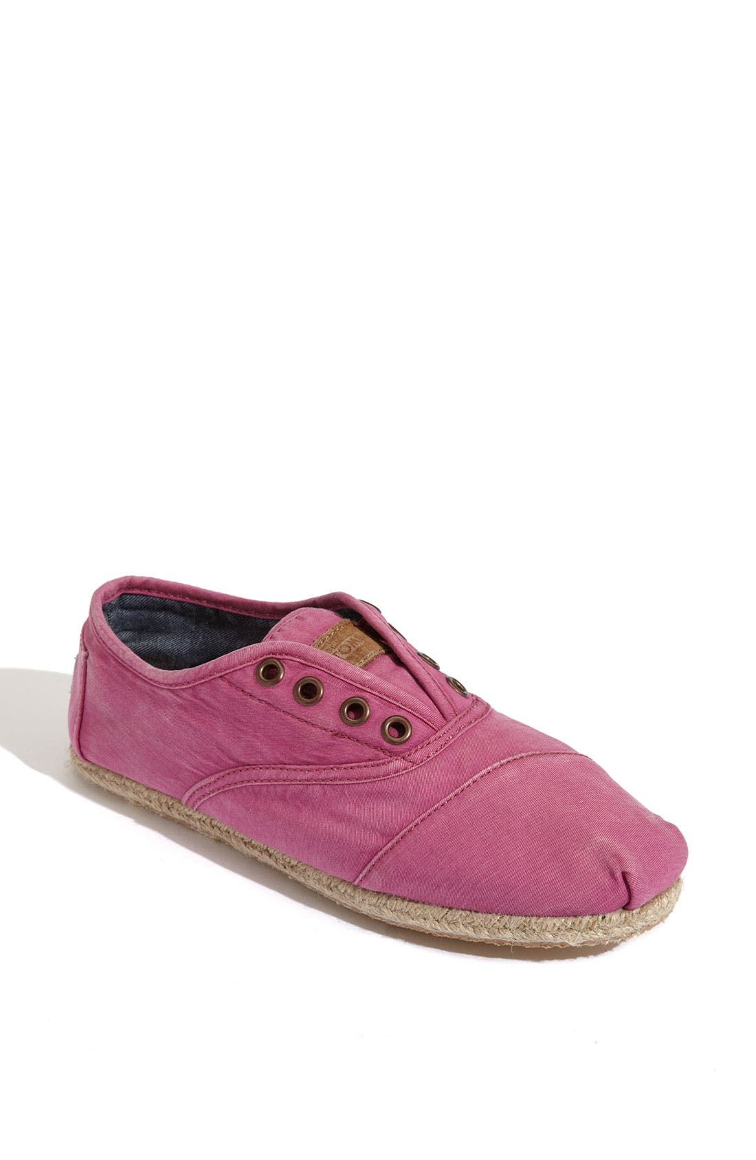Alternate Image 1 Selected - TOMS 'Cordones - Ceara' Slip-On (Women)