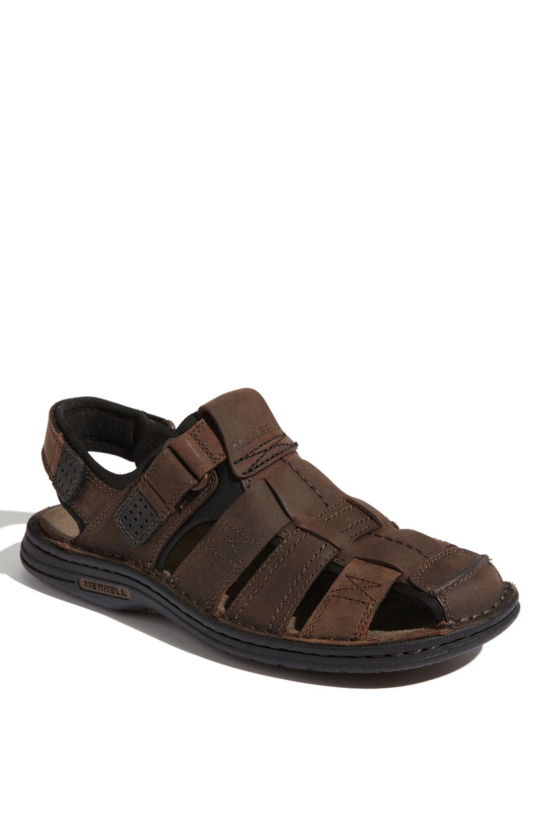 Main Image - Merrell 'World Midway' Sandal (Online Only)