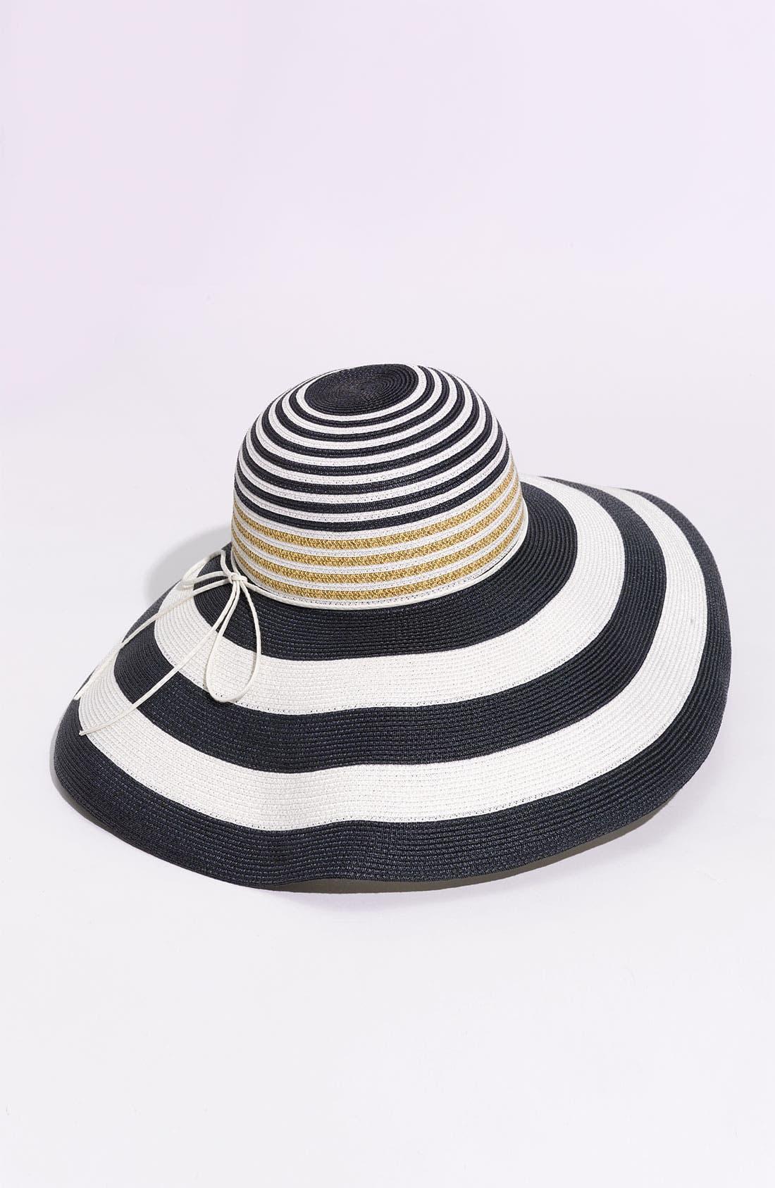 Alternate Image 2  - Laundry by Shelli Segal 'Nicole' Sun Hat