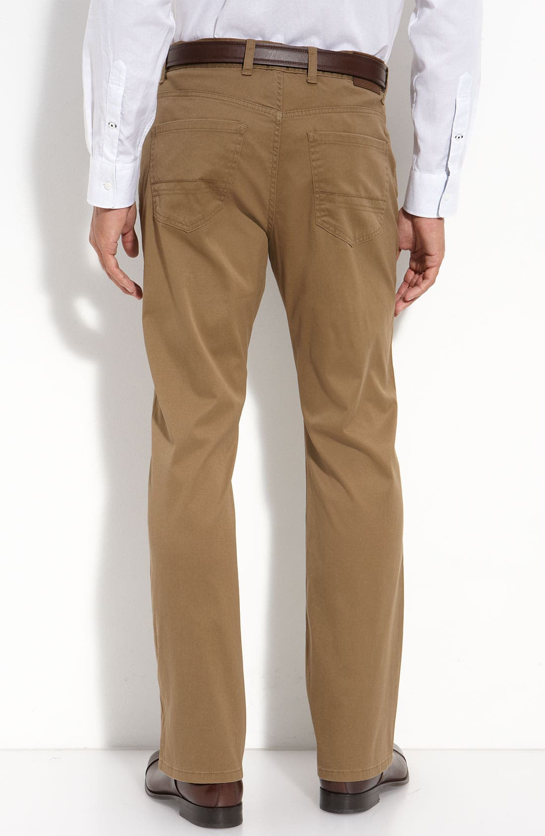 Alternate Image 2  - Cutter & Buck 'Colin' Twill Pants (Big & Tall)