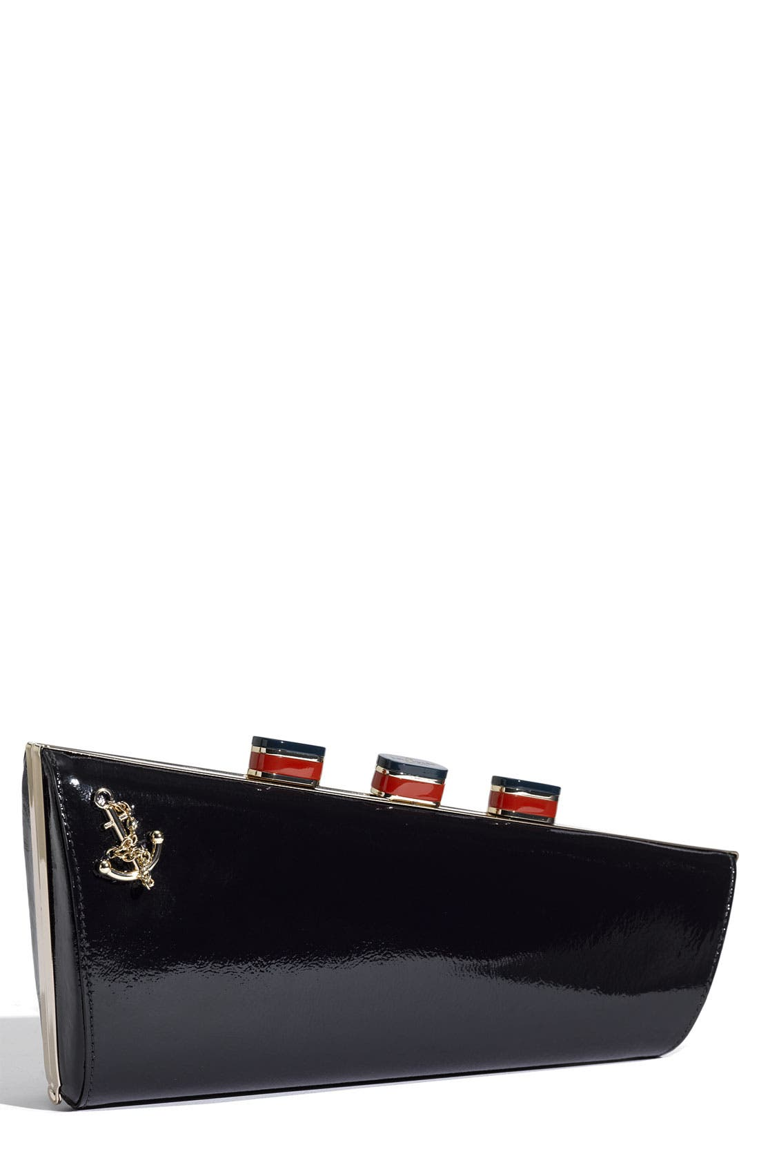 Main Image - kate spade new york 'barclay street' ship clutch