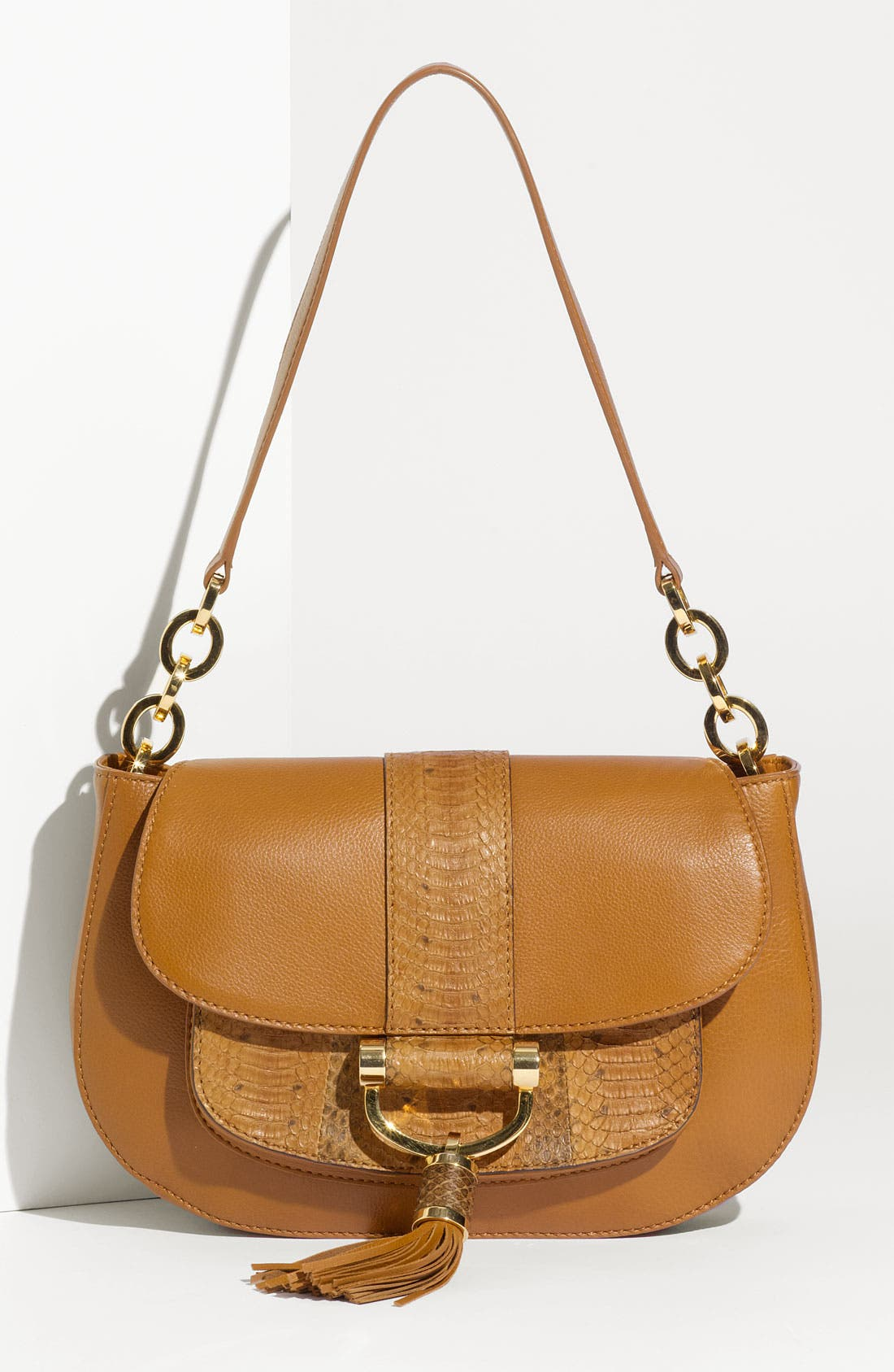 Alternate Image 1 Selected - Michael Kors 'Tonne' Shoulder Bag