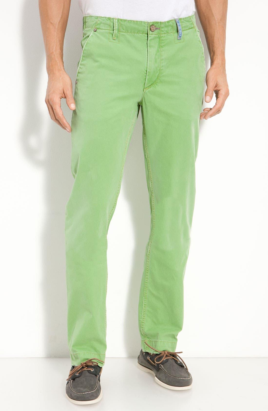 Alternate Image 1 Selected - Robert Graham Jeans 'Yates' Classic Fit Pants