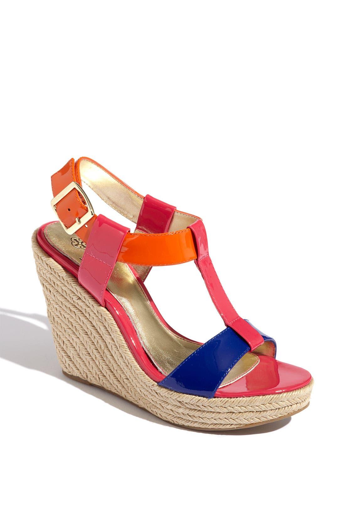 Alternate Image 1 Selected - Isolá 'Olencia' Wedge Sandal