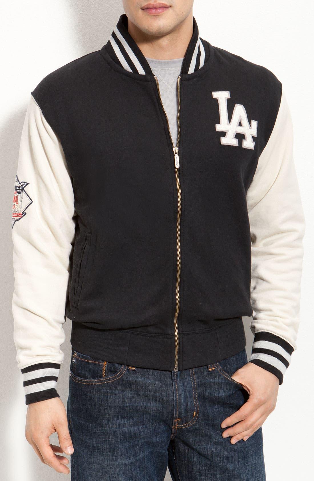 Alternate Image 1 Selected - Red Jacket 'Los Angeles Dodgers - Homeroom' Jacket