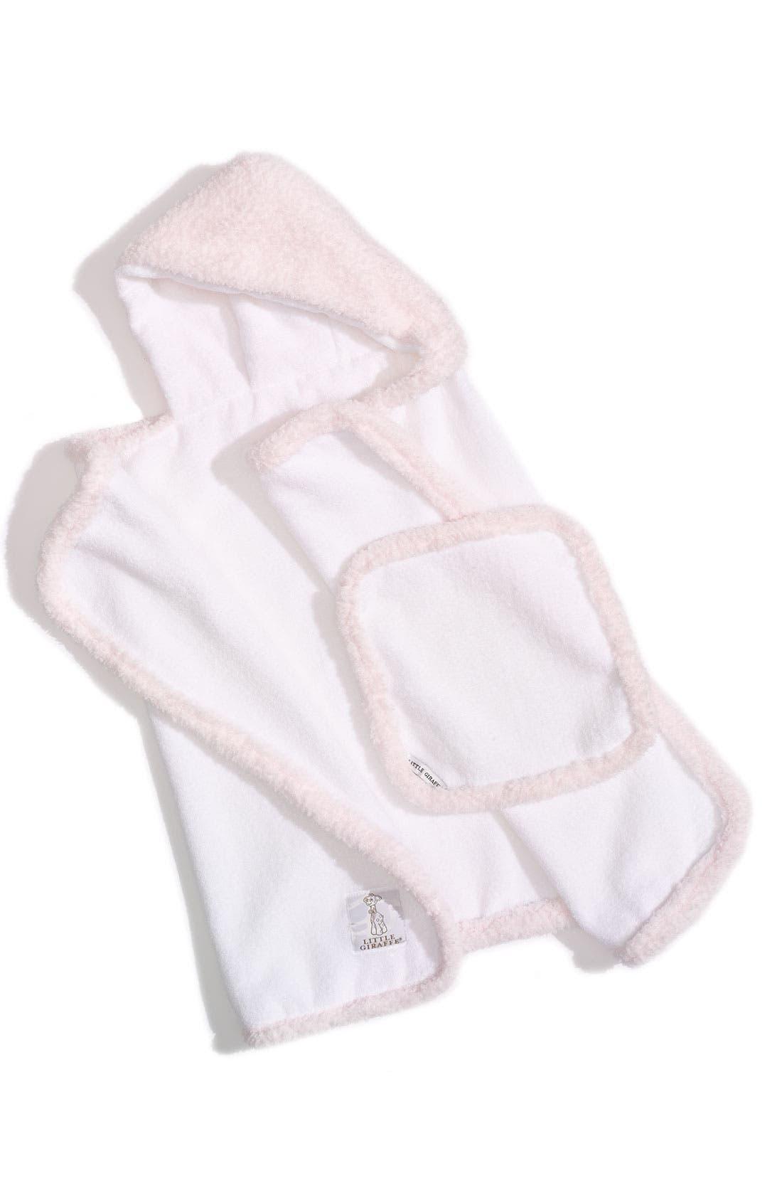 Little Giraffe Towel & Washcloth Set (Infant & Toddler)