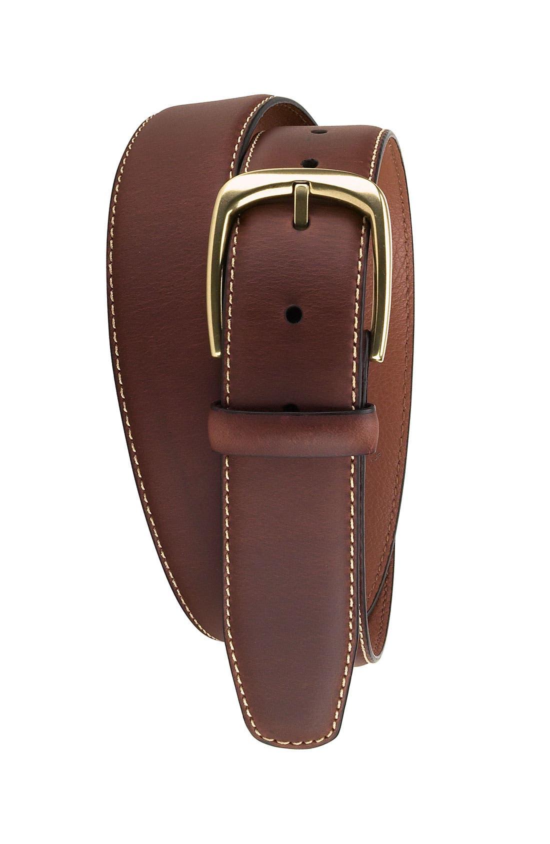 Alternate Image 1 Selected - Cole Haan 'Waylen' Leather Belt