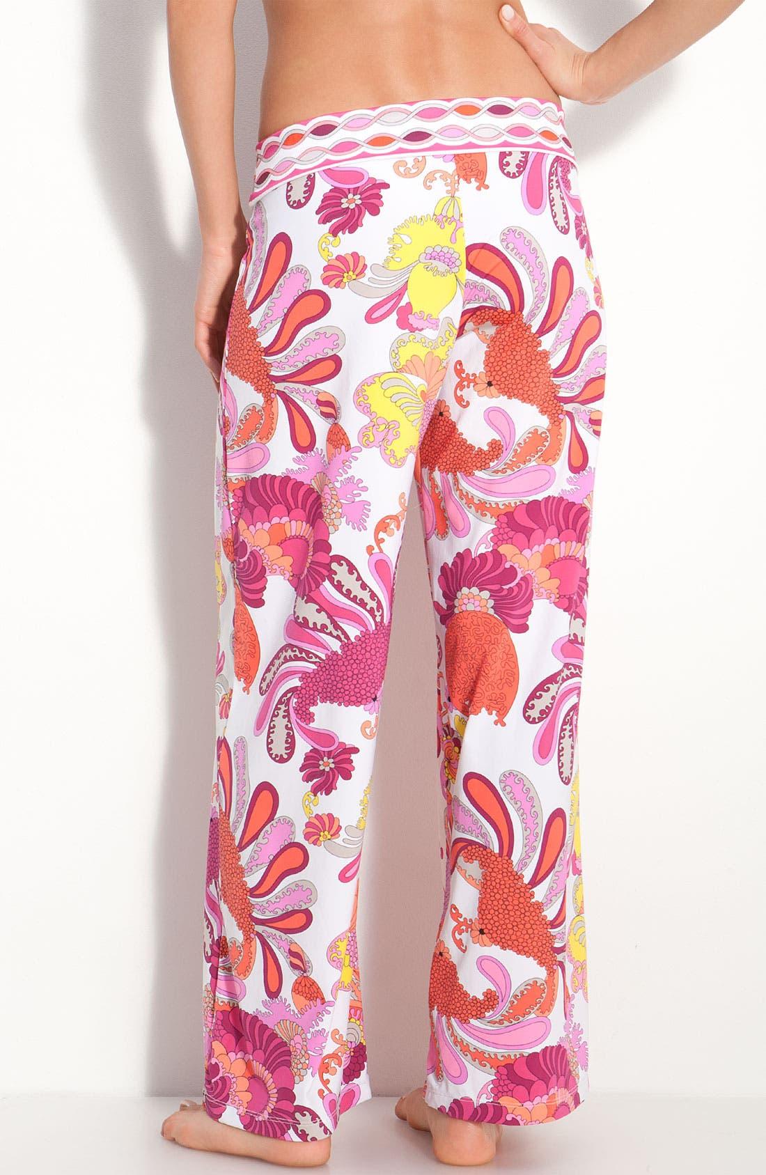 Alternate Image 2  - Trina Turk 'Caprice' Cover-Up Pants