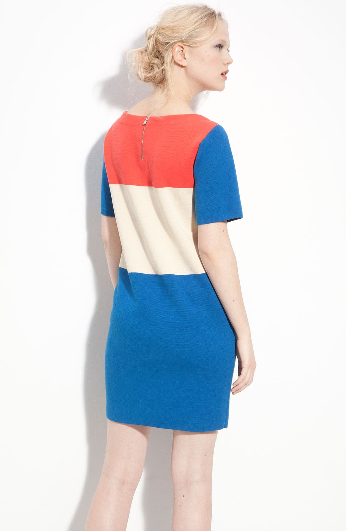 Alternate Image 2  - MARC BY MARC JACOBS 'Norwood' Colorblock Sweater Dress