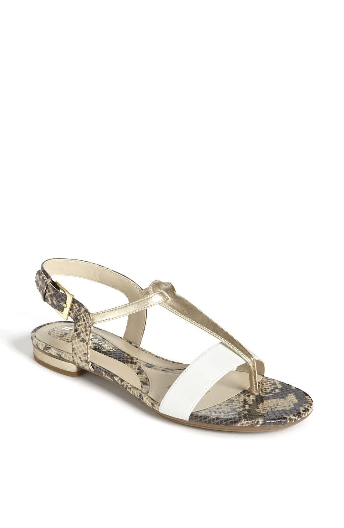 Alternate Image 1 Selected - Naturalizer 'Fira' Sandal