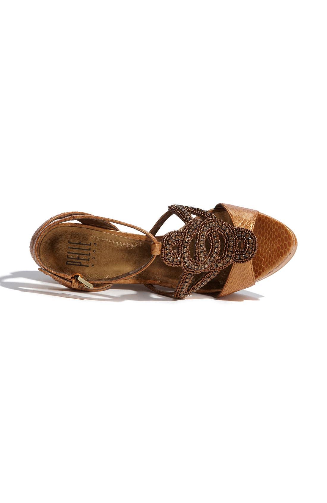 Alternate Image 3  - Pelle Moda 'Niland' Wedge Sandal
