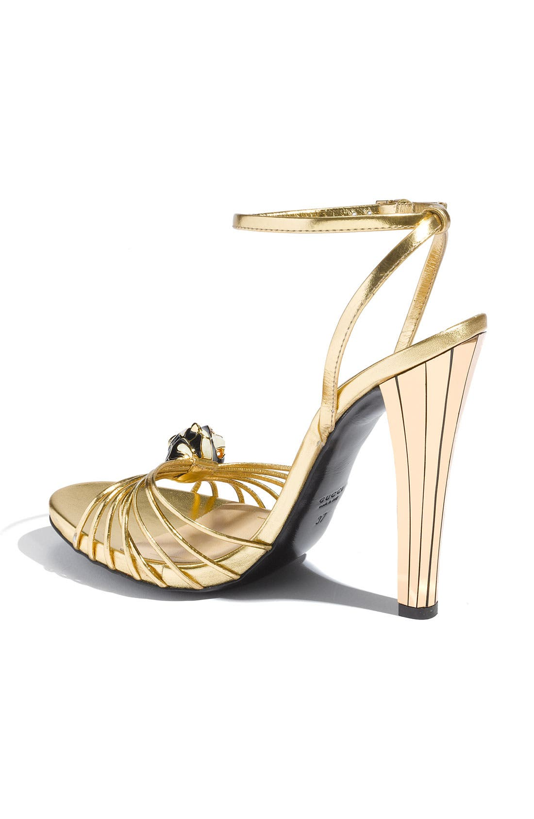 Alternate Image 2  - Gucci Ankle Strap Sandal
