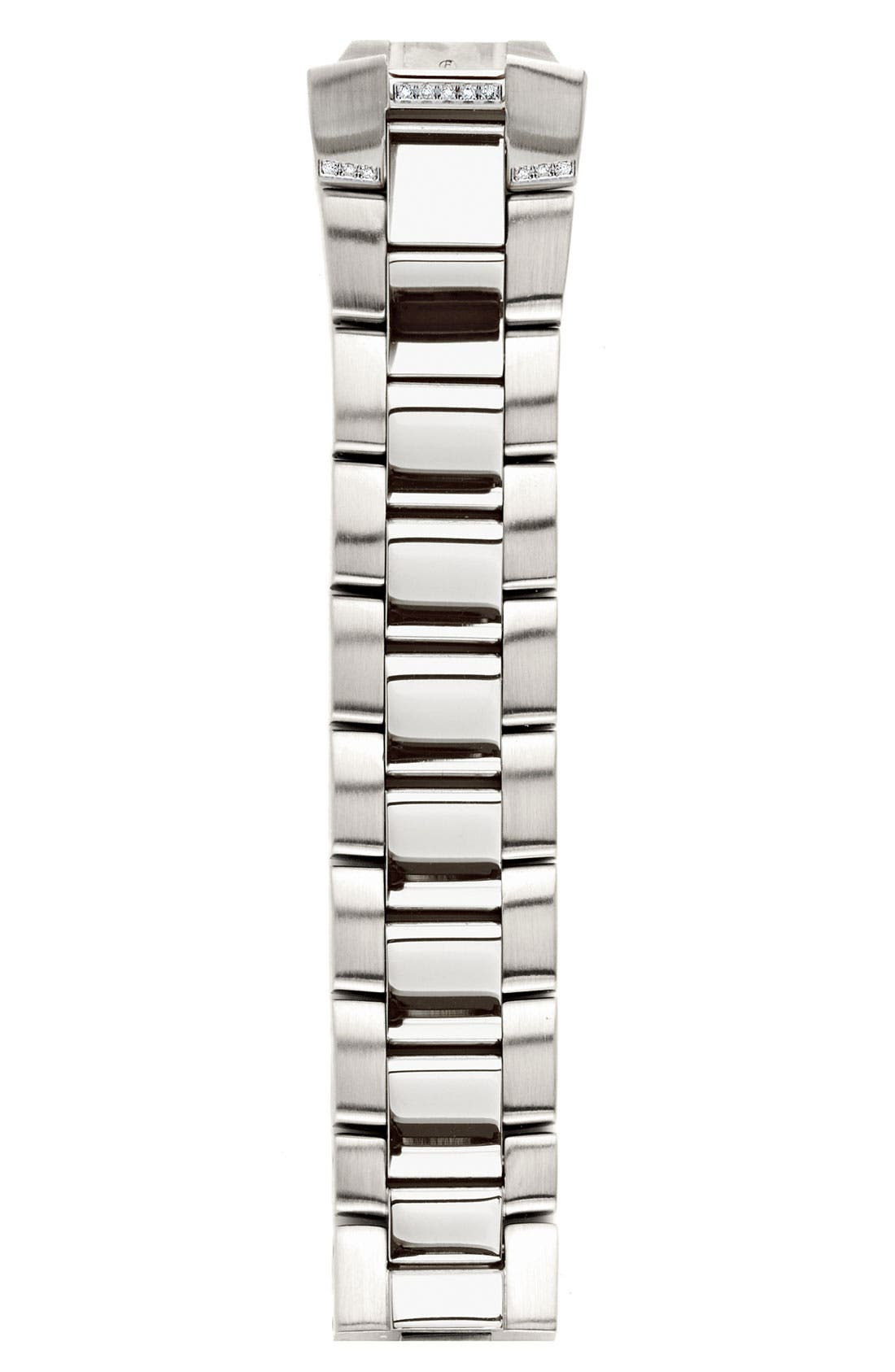 Alternate Image 1 Selected - Philip Stein® 18mm Diamond Watch Bracelet