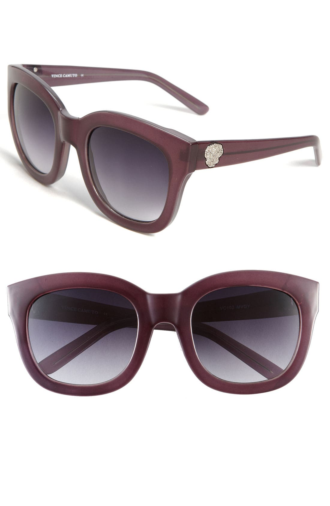 Alternate Image 1 Selected - Vince Camuto 54mm Oversized Cat Eye Sunglasses