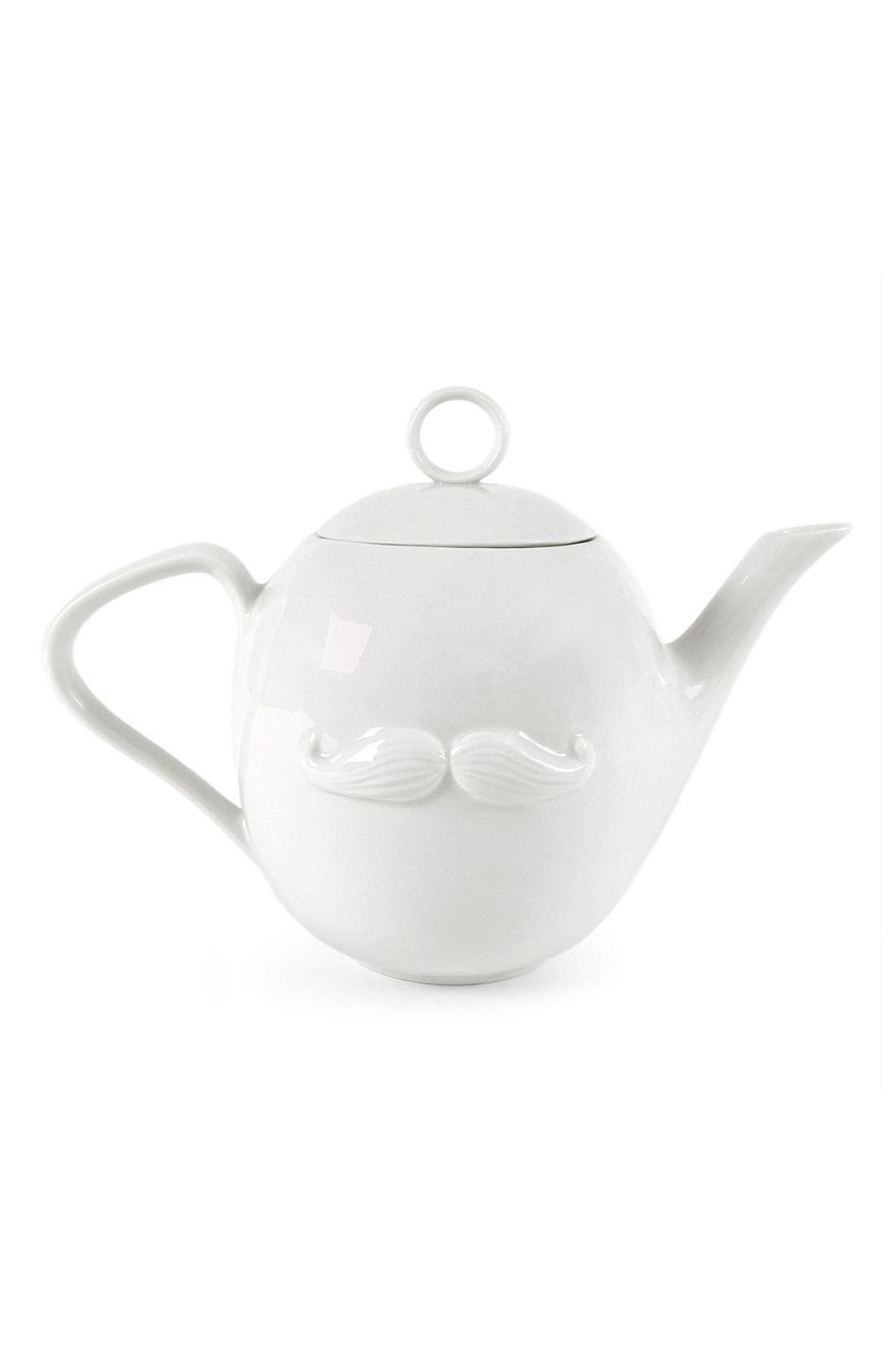 Alternate Image 1 Selected - Jonathan Adler 'Muse' Porcelain Teapot