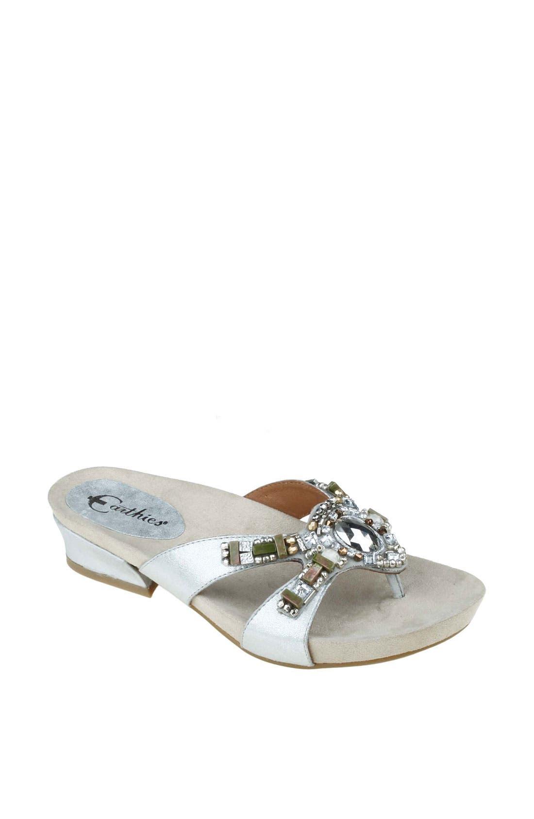 Alternate Image 1 Selected - Earthies® 'La Zeretta' Sandal