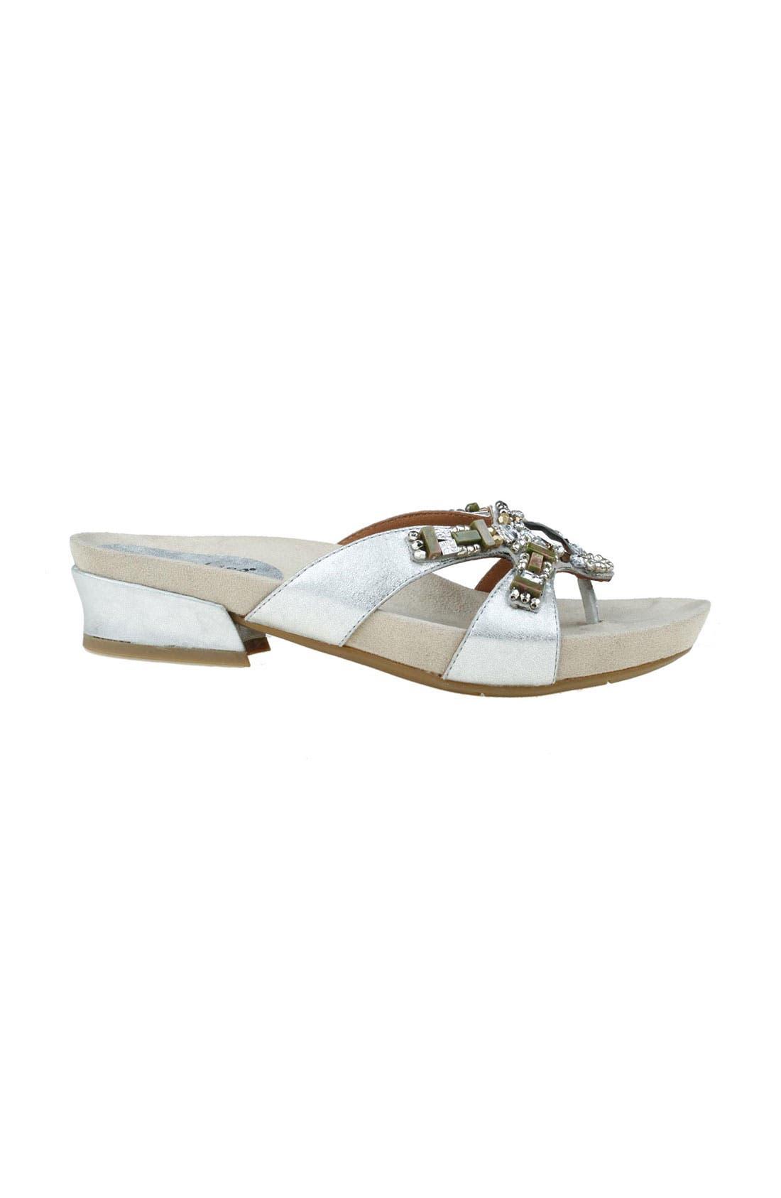 Alternate Image 4  - Earthies® 'La Zeretta' Sandal