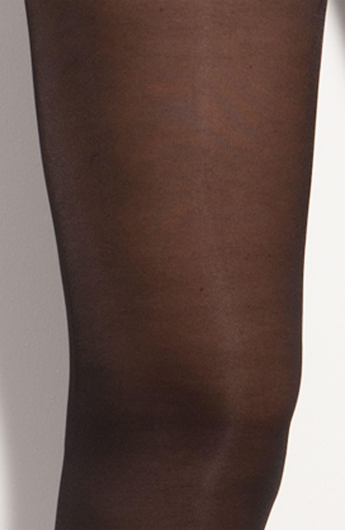 Alternate Image 2  - Oroblu 'Massage 70' Stockings