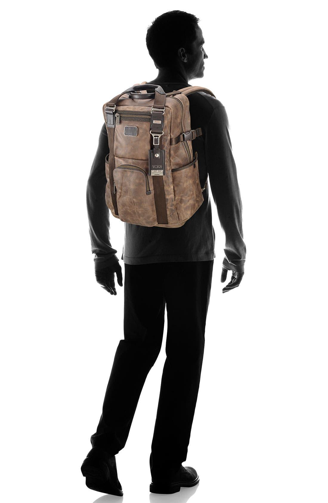 Alternate Image 6  - Tumi 'Bravo - Lejune' Backpack Tote