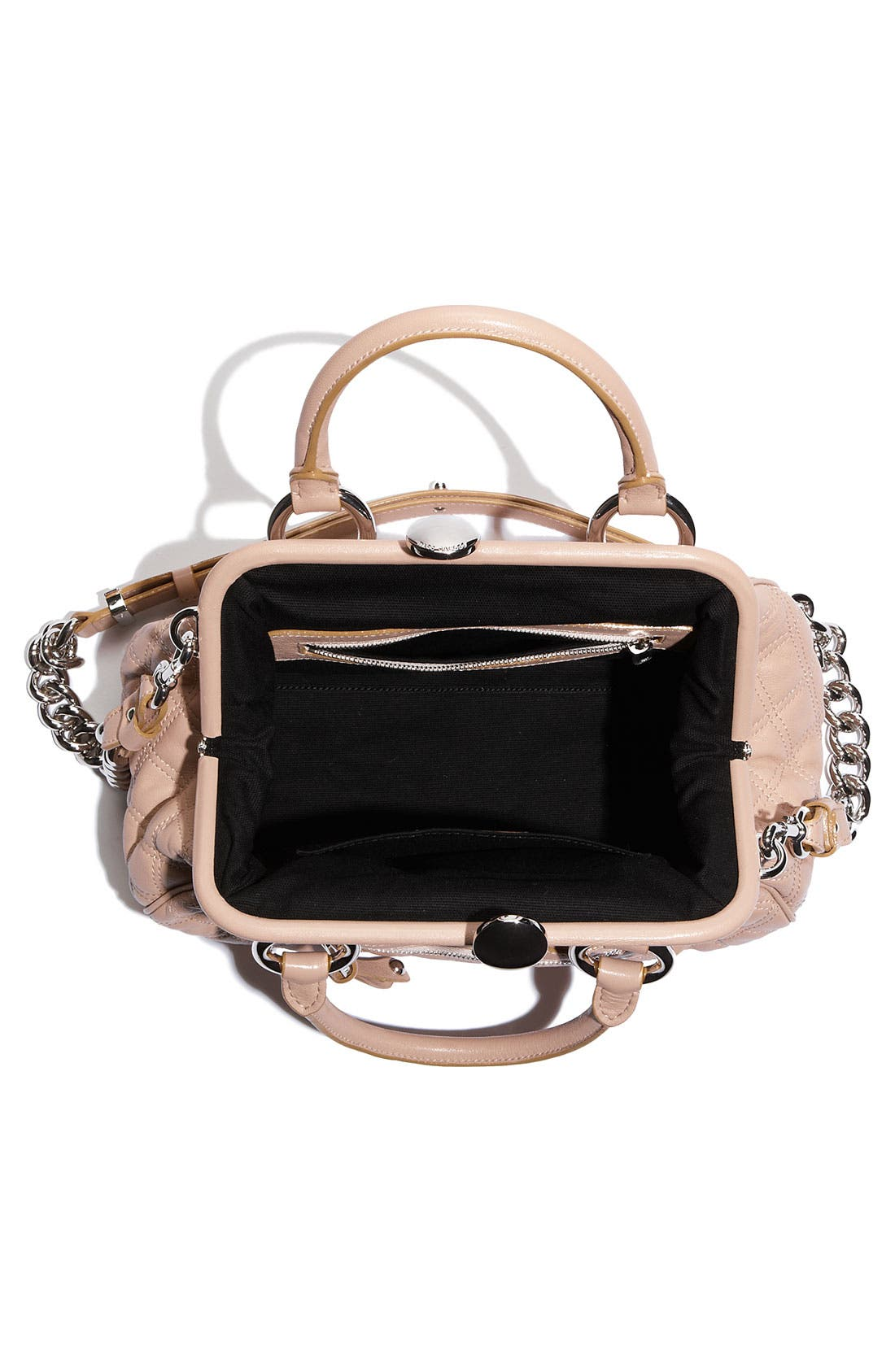 Alternate Image 3  - MARC JACOBS 'Quilting Mini Stam' Leather Satchel