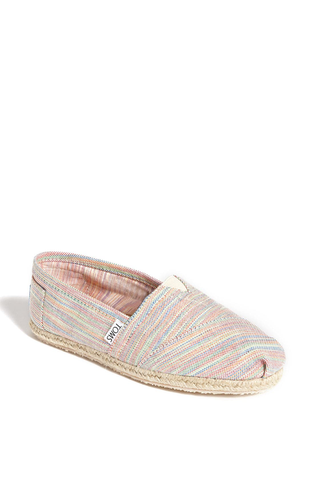 Alternate Image 1 Selected - TOMS 'Classic - Baxter' Slip-On (Women)