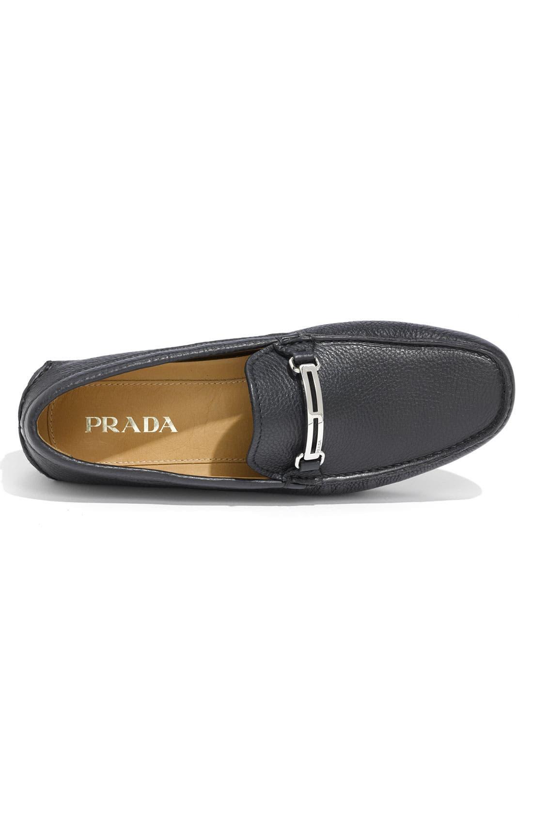 Alternate Image 3  - Prada Driving Shoe (Men) (Nordstrom Exclusive)