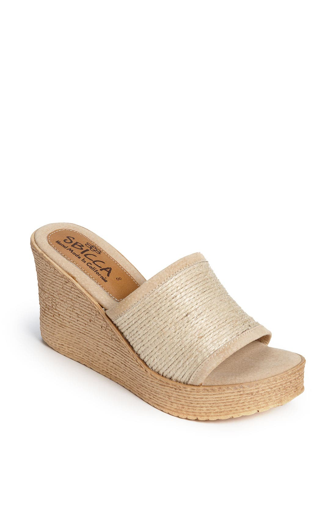 Alternate Image 1 Selected - Sbicca 'Blondie' Sandal