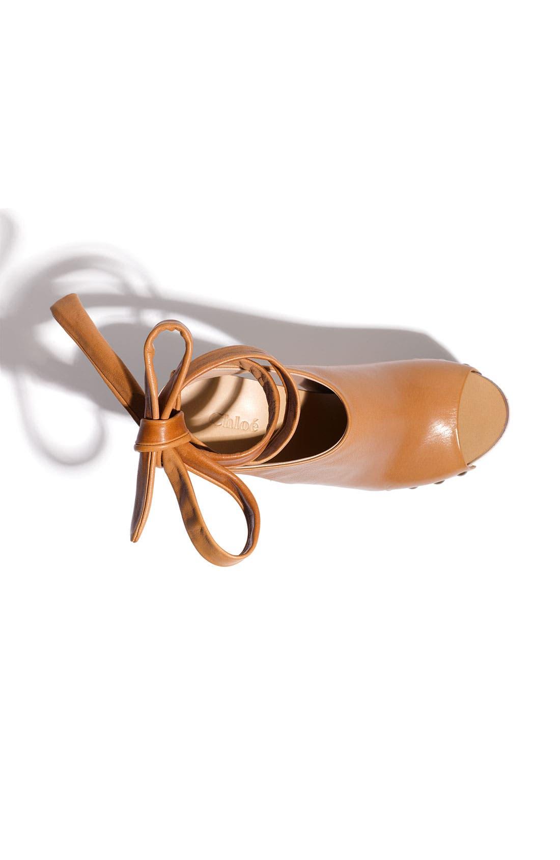 Alternate Image 3  - Chloé 'Penelope' Wedge Sandal
