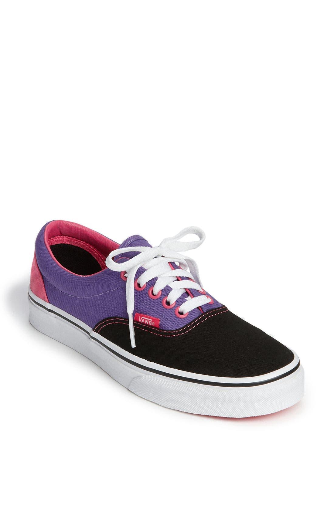 Alternate Image 1 Selected - Vans 'Era Tri Tone' Sneaker (Women)
