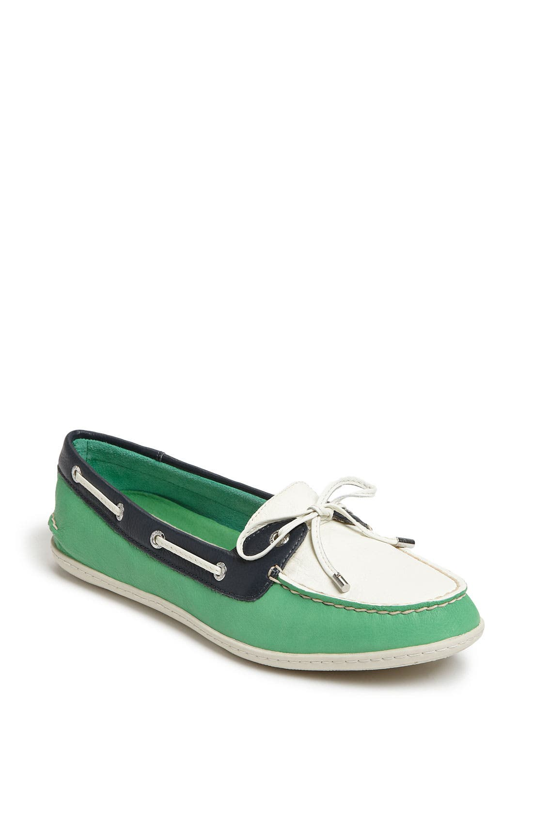 Main Image - Sperry Top-Sider® 'Montauk' Leather Boat Shoe