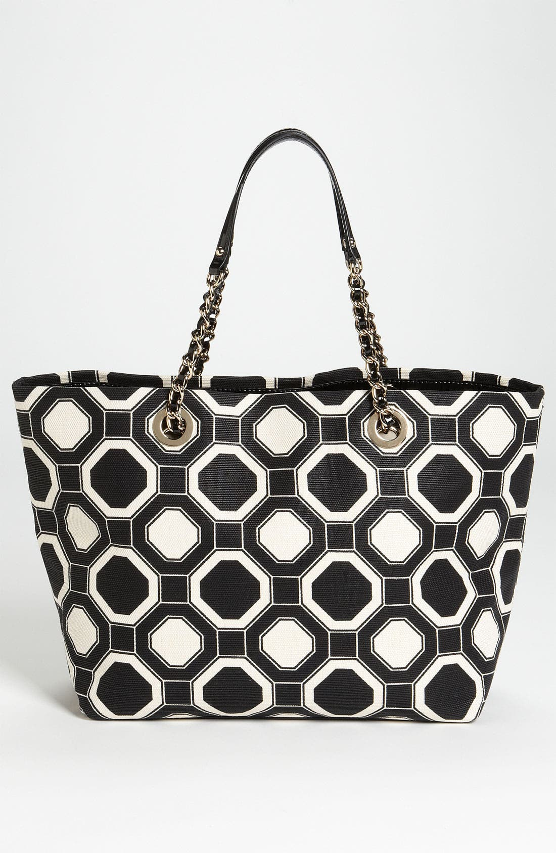 Alternate Image 4  - kate spade new york 'coal - small' fabric tote