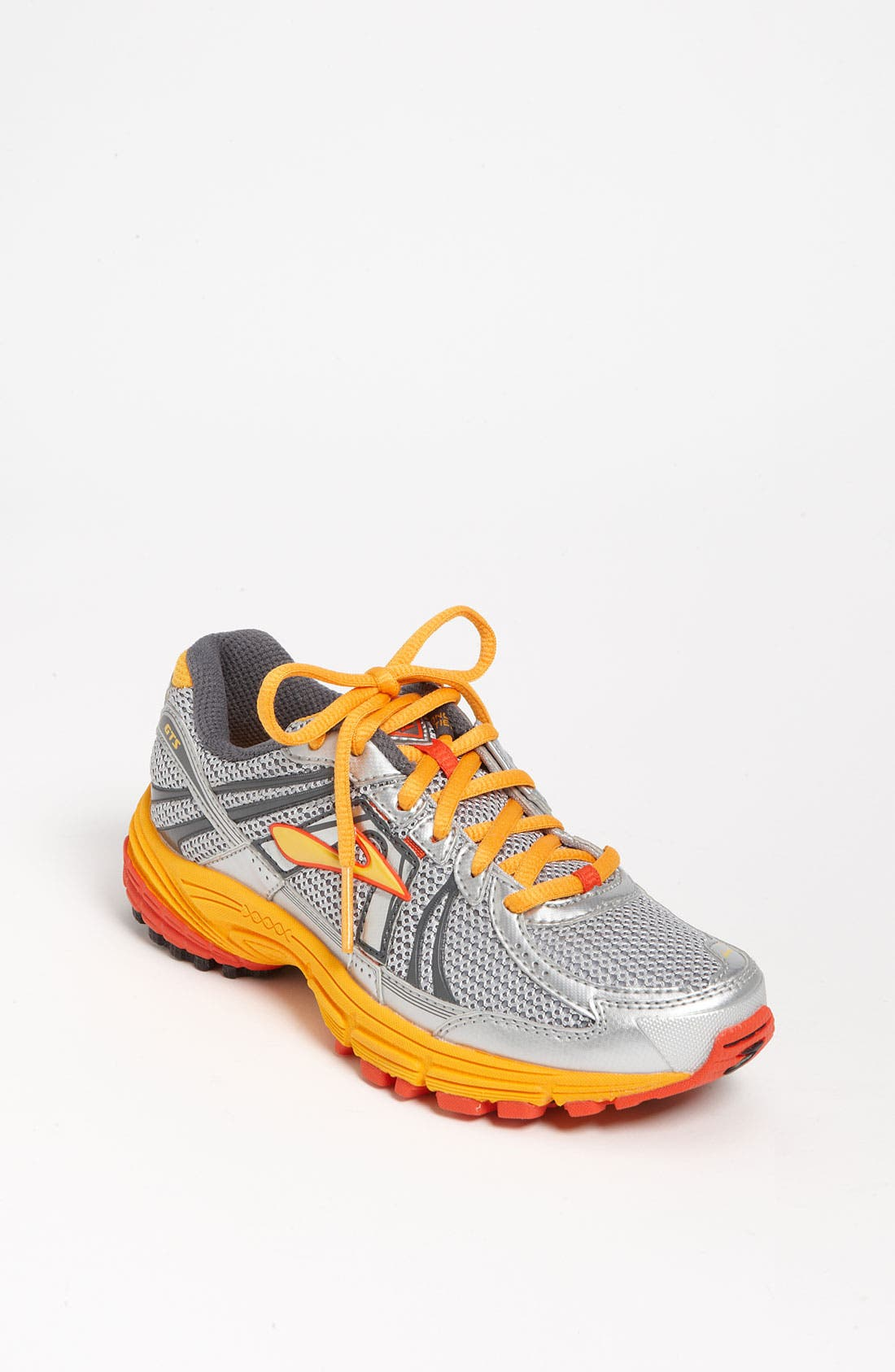 Alternate Image 1 Selected - Brooks 'Adrenaline' Running Shoe (Little Kid & Big Kid)