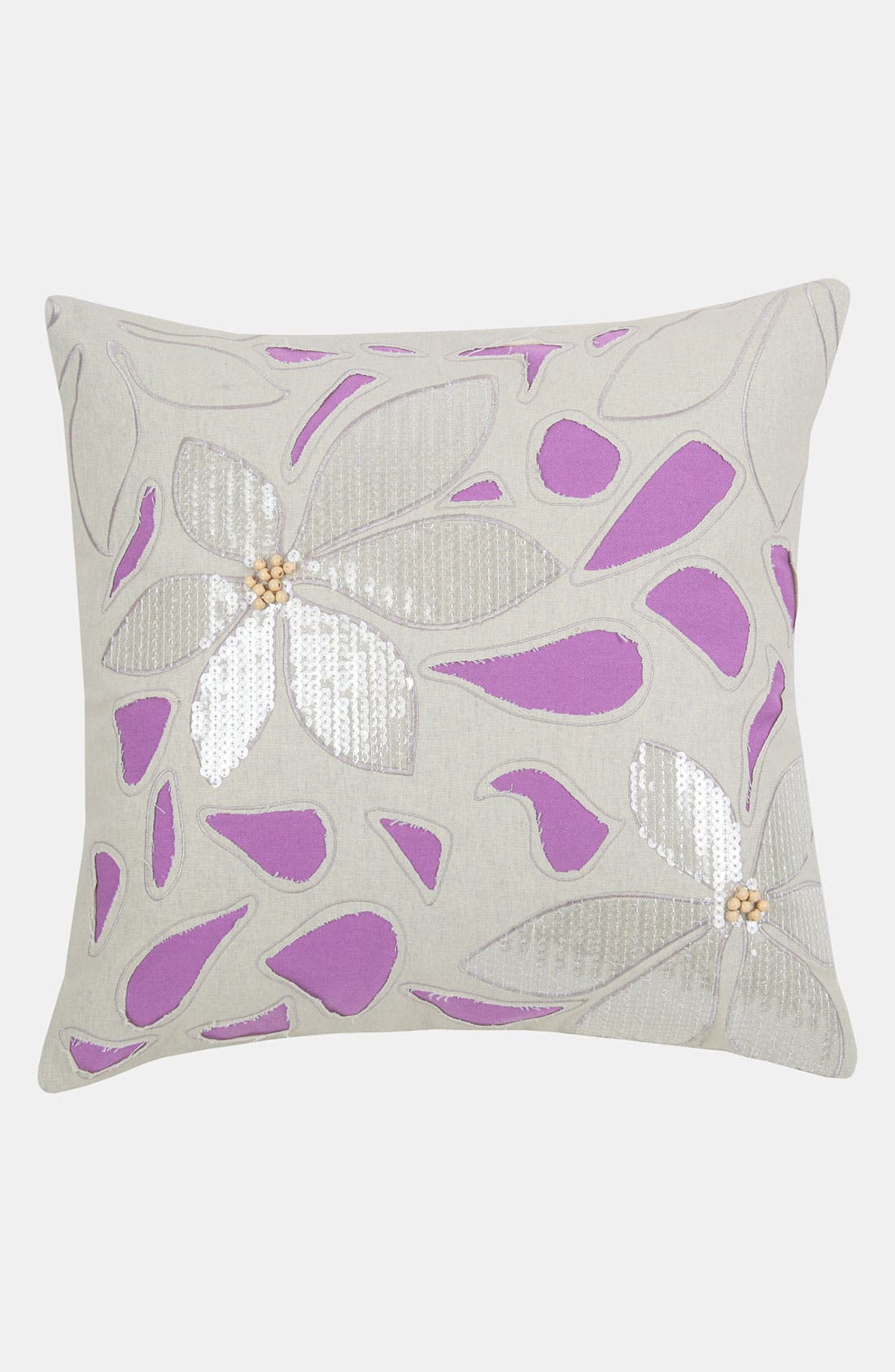 Alternate Image 1 Selected - Blissliving Home 'Mala Orchid' Pillow (Online Only)