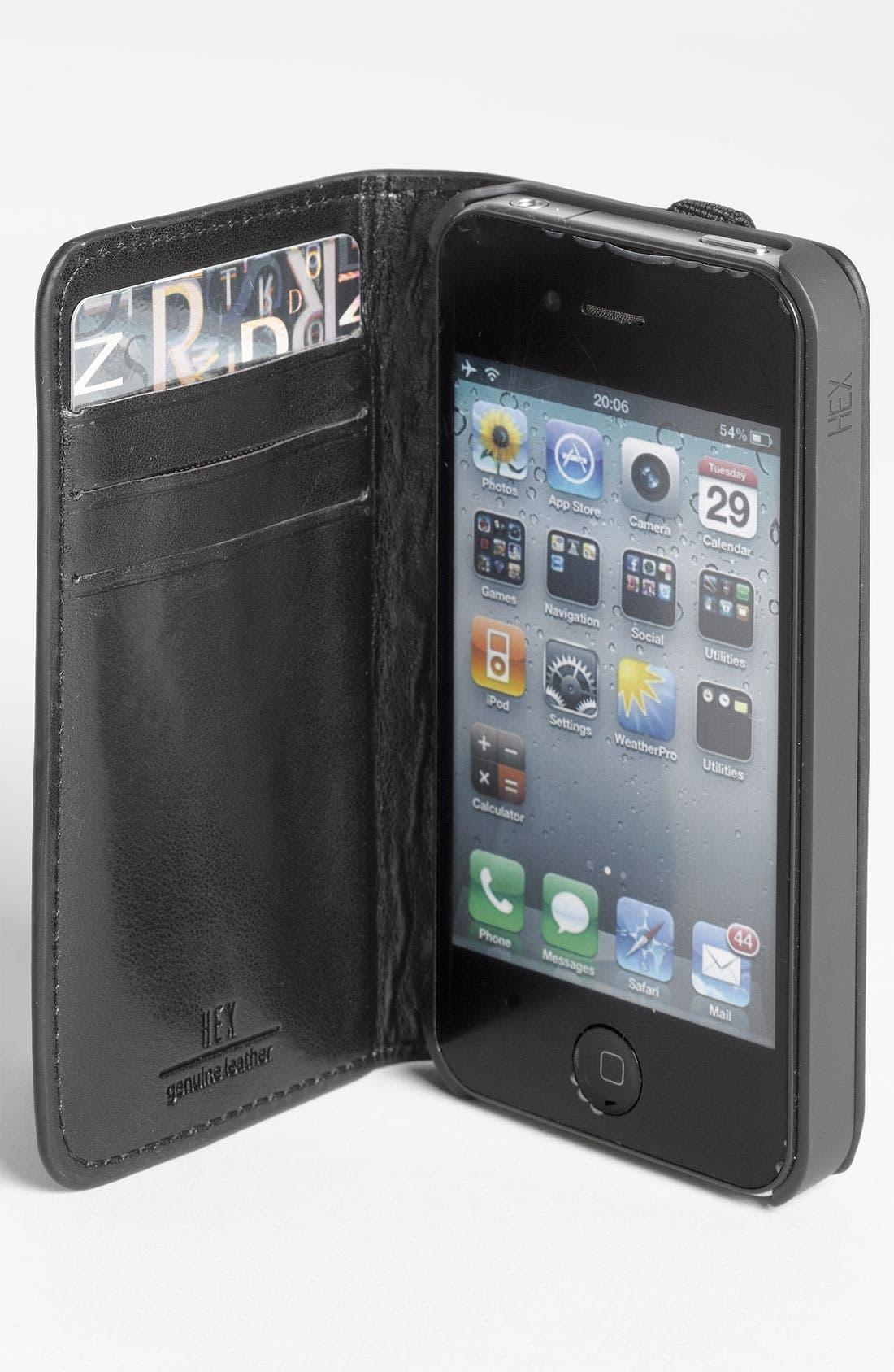 Alternate Image 1 Selected - HEX iPhone 'Code' Wallet