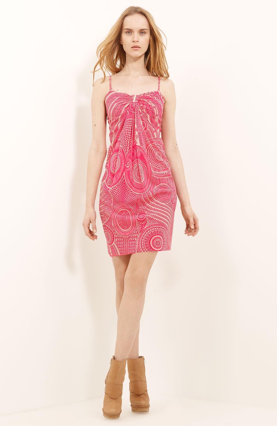 Alternate Image 3  - Jean Paul Gaultier Fuzzi Tulle Knit Dress