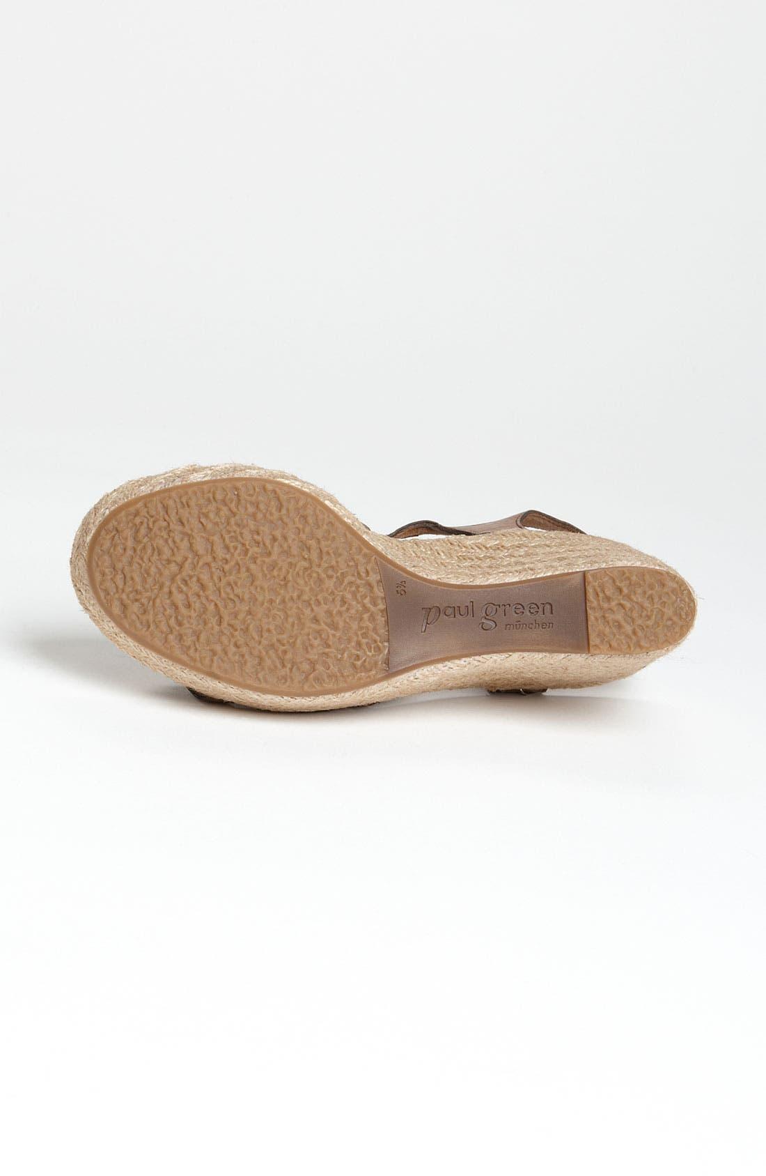 Alternate Image 4  - Paul Green 'Leslie' Sandal
