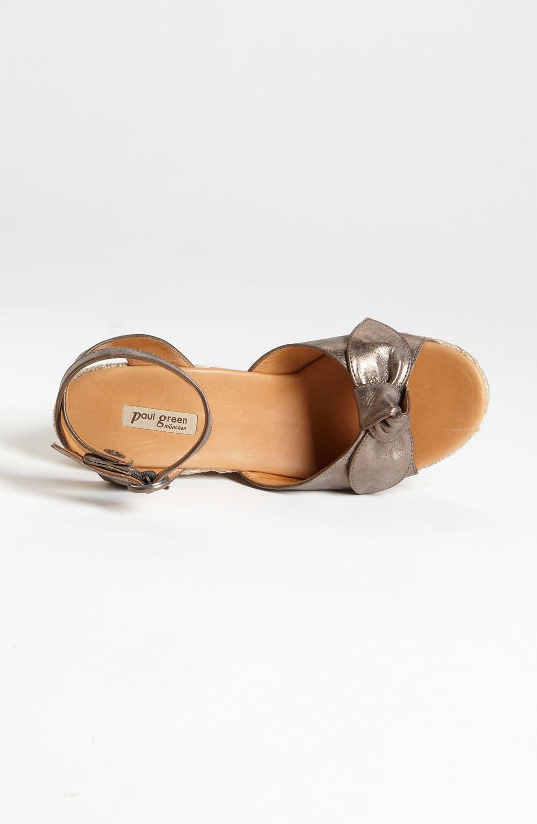 Alternate Image 3  - Paul Green 'Lily' Sandal