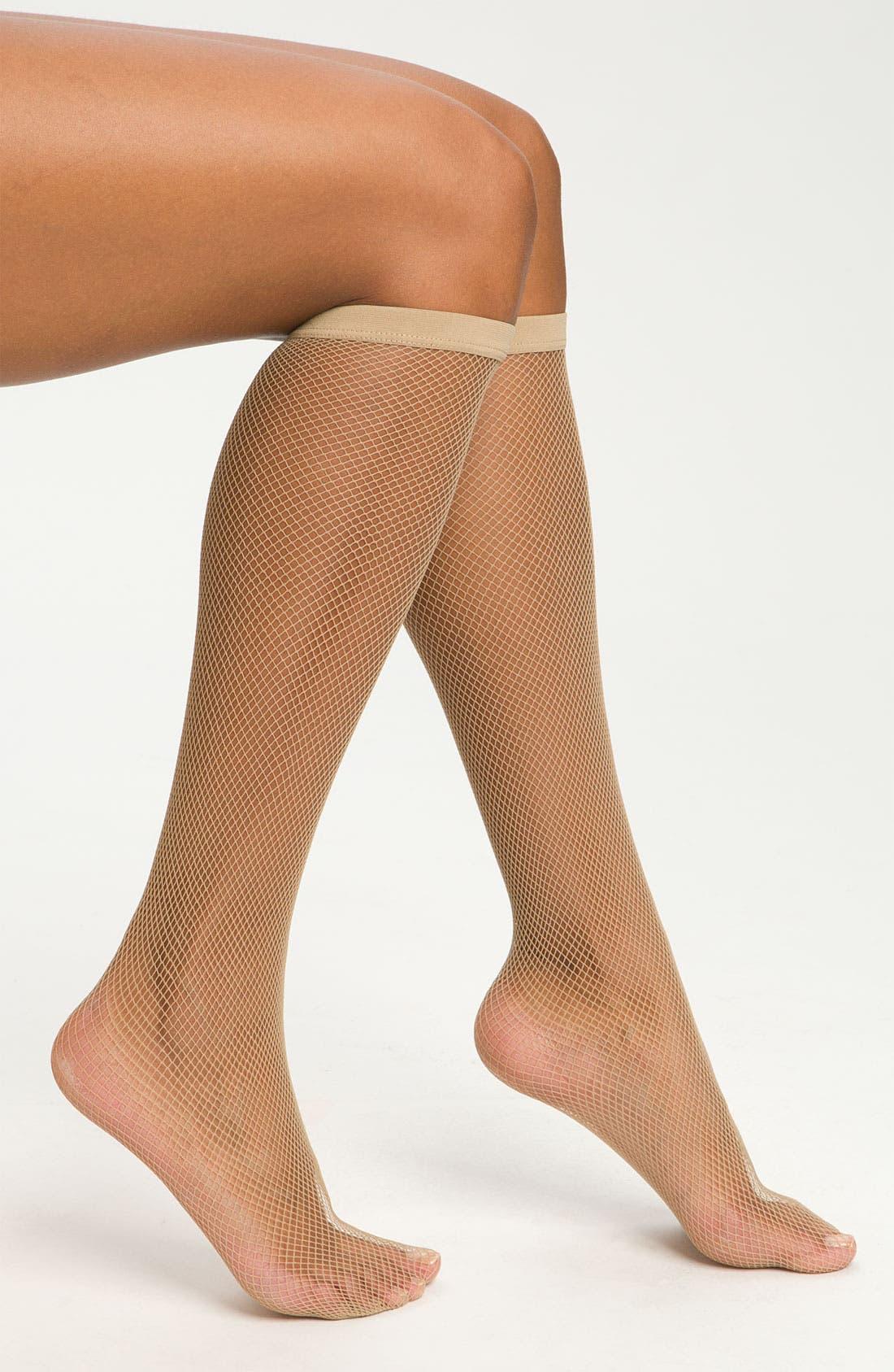 Oroblu Fishnet Trouser Socks