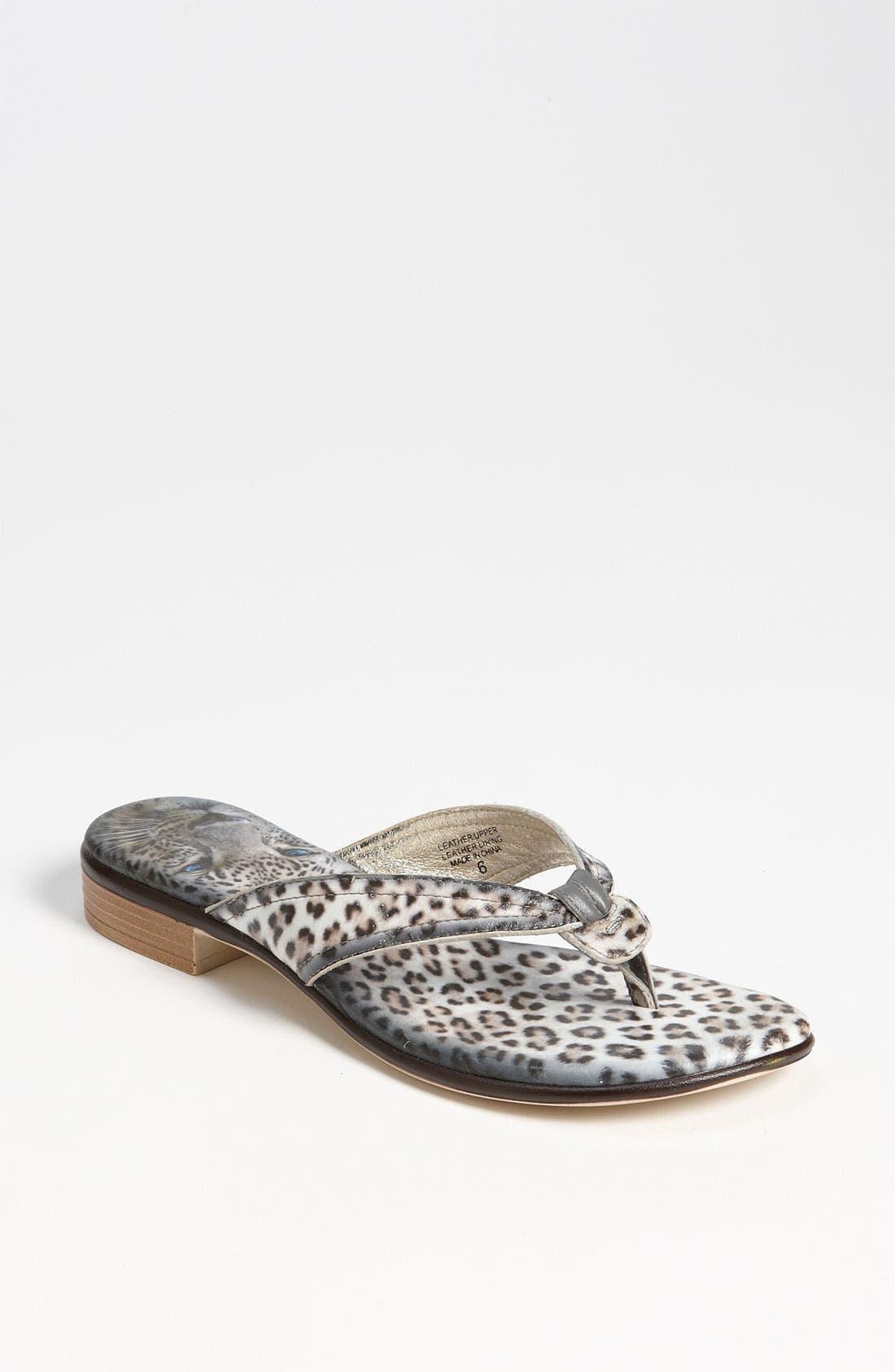 Alternate Image 1 Selected - Icon Footwear 'Jada 21' Sandal