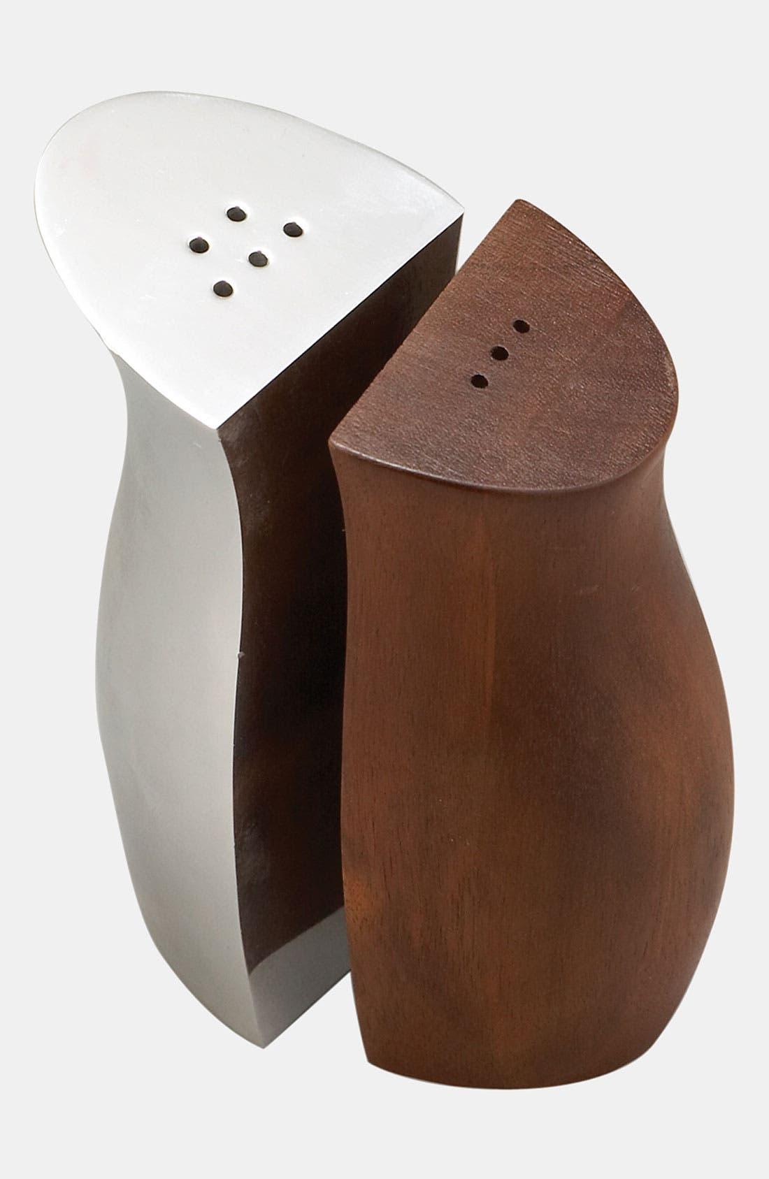Main Image - Nambé 'Cradle' Salt & Pepper Shakers