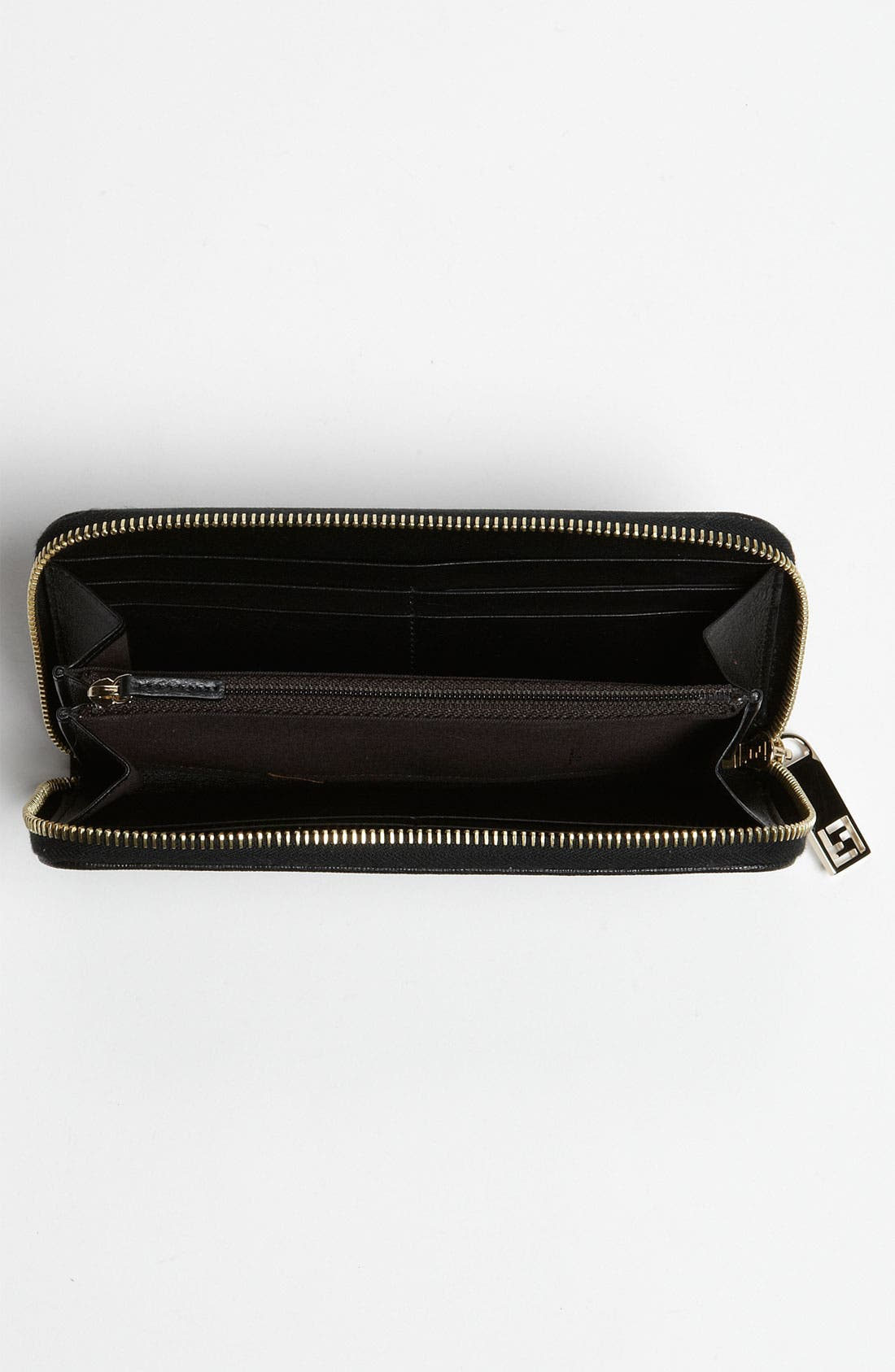Alternate Image 2  - Fendi 'Zucca - Color' Zip Around Wallet